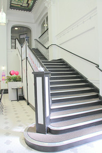 The royal staircase…..