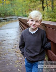 Bryce on Bridge (1 of 1)
