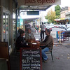 Jukes Cafe offers home made soups and hearty fare such as lasagne and the coffee's good too.