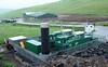 Binn Landfill gas to Electricity plant, Scotland