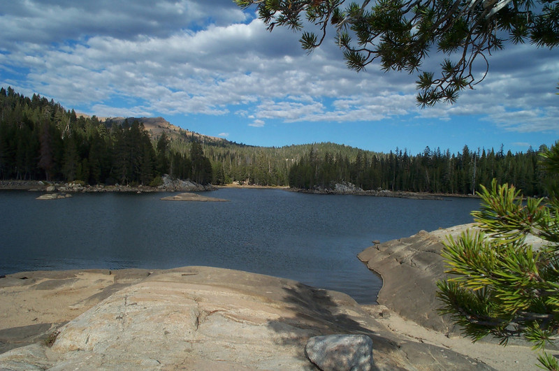 Lake Alpine, California