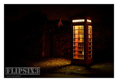 Phone Box, Kibworth Harcourt - I saw this whilst out walking around the village in the early morning, and knew that I wanted to get a shot (or compile 2 together in Photoshop, as it transpired) to recreate the 'pool of light' effect that I got when I first saw it.
