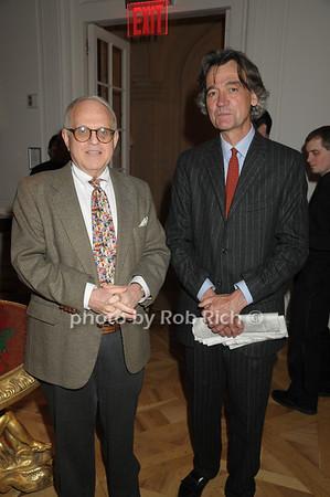 Dick Kagen, Warren Kalbacher<br /> photo by Rob Rich © 2009 robwayne1@aol.com 516-676-3939