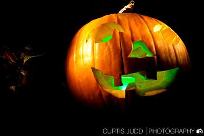 Jack-o-lantern 1