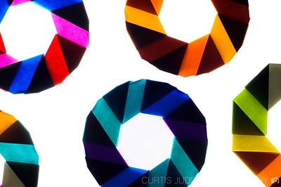 Origami Wreaths 1