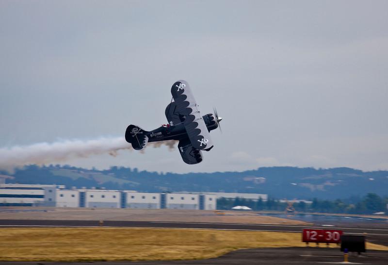 Oregon International Air Show, Hillsboro, Oregon, August 21, 2010