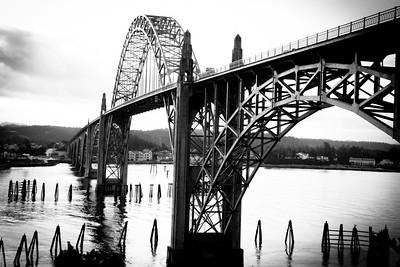 Oregon Coast at Newport