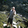 Rob, Walking on Water!!  Well, he is Pastor Rob.