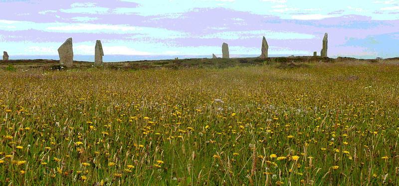 Standing Stones of Brodgar