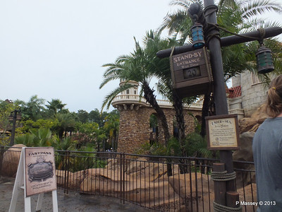 Disney World - Magic Kingdom & Hollywood Studios