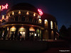 Hard Rock Cafe at night Universal CityWalk 27-09-2013 00-59-34