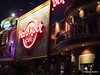 Hard Rock Cafe at night Universal CityWalk 27-09-2013 00-59-12