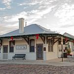 1913 Winter Garden Railroad Depot