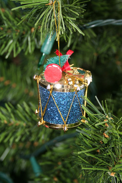 2006  ornament, from Grandpas collection