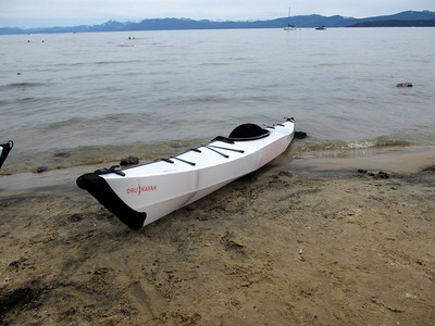Oru Kayak Demo Day at Lake Tahoe