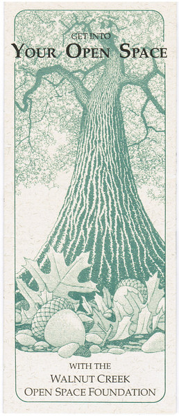 I quite like this design.  It seems to me to be a child's view of an oak tree. (Or a hobbit's view of an ent.)