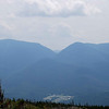 Carter Notch in the haze, auto road base