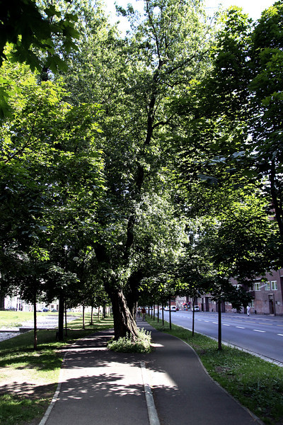 Alexander Kiellands Plass/Uelandsgate · Oslo