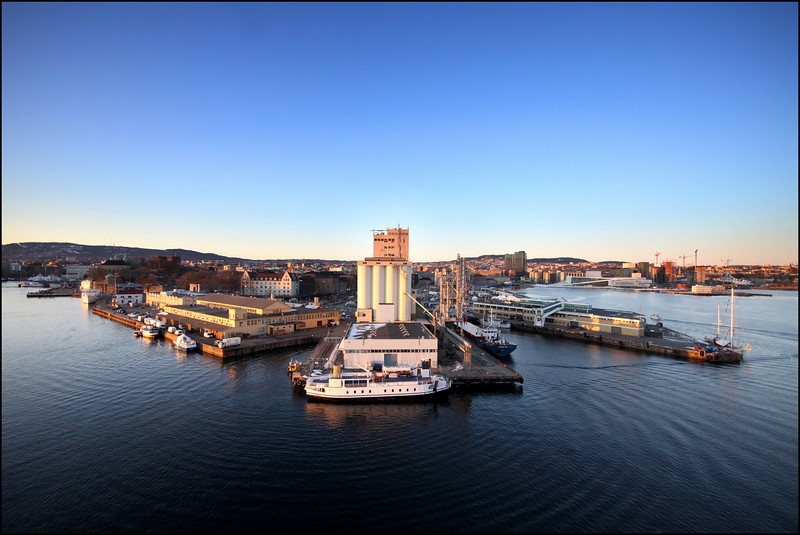 Vippetangen · Oslo Harbour