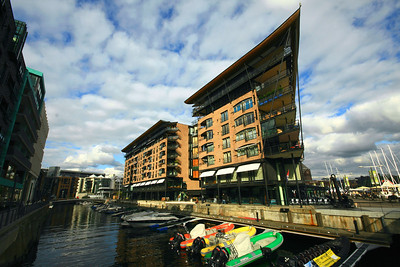 Building in Aker Brygge