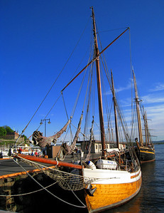 Boat on Aker Brygge