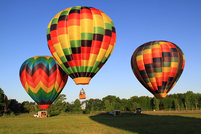 Oswego County Balloon Festival 2014 Sandy Creek, New York