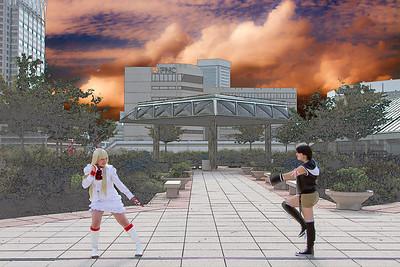 Tekken: Lili vs. Yuffie
