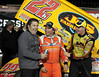 Ist-Greg Hodnett with Tim Shaffer2nd place and Lee Stauffer