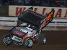 Brent Marks Hauls through T-3 at Williams Grove Speedway 10-2-10 WG Nats Open.