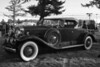 1930 Cadillac V-16 Roadster.