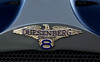 Crest from a 1920s Model A Duesenberg.