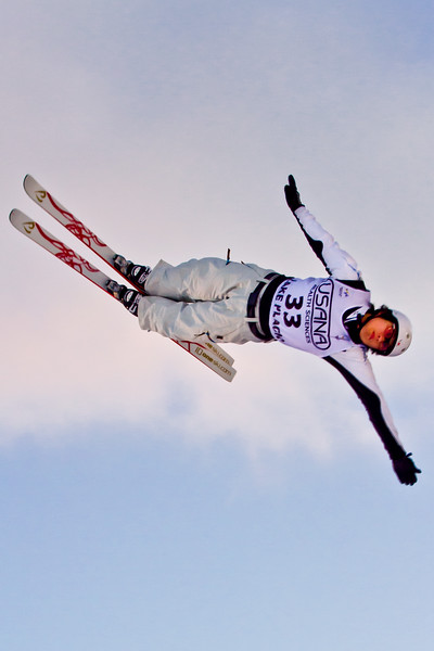 2012 Lake Placid World Cup - Freestyle Aerials