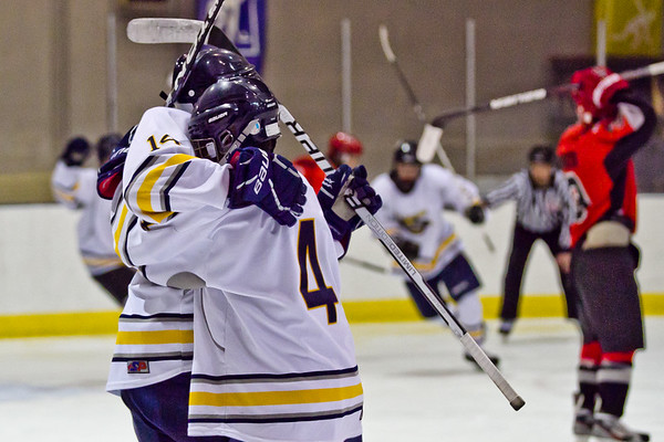 20120131 Varsity Hockey v Beekmantown