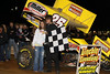 Aaron and Ashley-victory lane