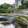 Kilkenny Castle on river 0427