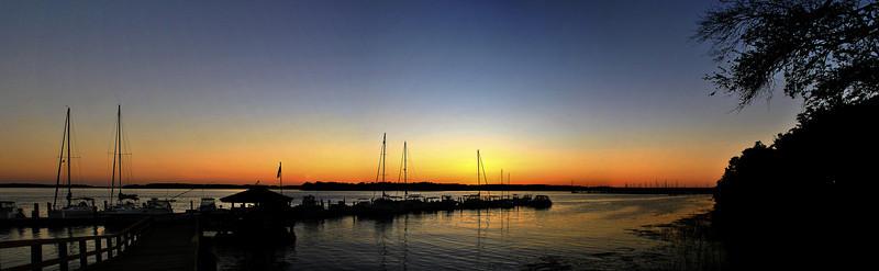 Hilton Head sunset.