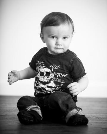 Baby Lucas Turns 1