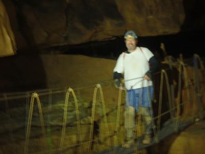 Blue Spring Cave 2014