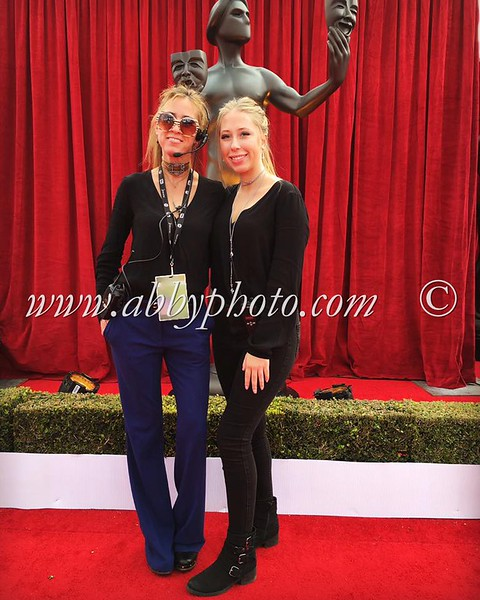 2017 SAG Awards Red Carpet (1)