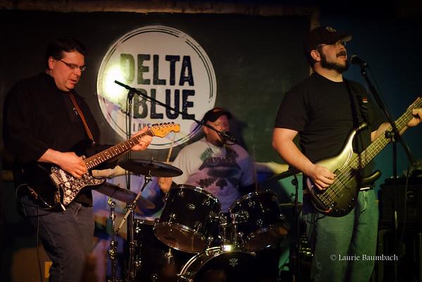 Live Music at Delta Blue