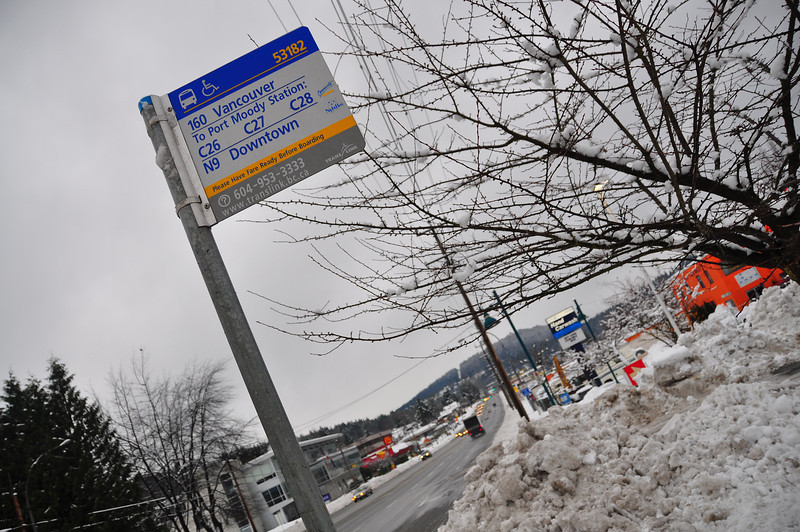 160 Bus Stop