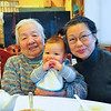Great Grandma and Grandma and TJ