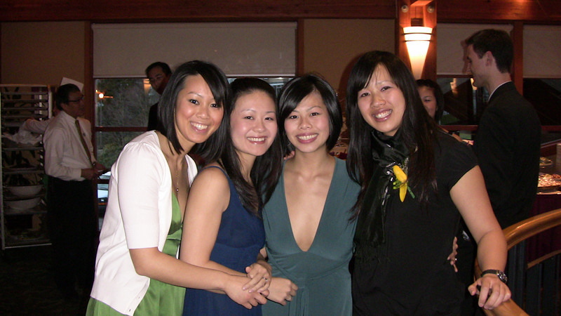Girls at Wedding