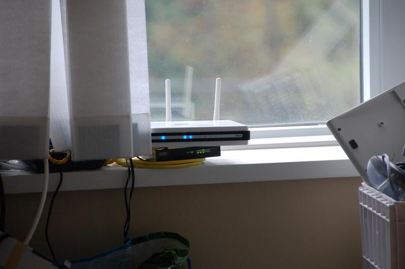 D-Link 655 router
