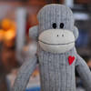 Sock Monkey F/1.4 (Colin's friend)