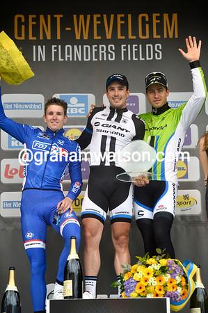 2014 Gent - Wevelgem cycling race