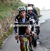 Robinson Chalapud has launched the day's real racing, attacking with 10-kilometres of the Gavia Pass to cover...