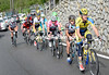 Michael Rogers is chasing for teamate Majka, with Uran helpless to assist as Quintana races clear...