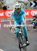"Fabio Aru makes a last-kilometre attack, but he'll lose 3' 40"" to Quintana..."
