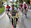 Majka goes on the attack, suspecting Uran is off his best form...